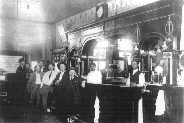 The Cabinet Saloon