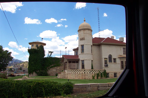Cañon City Penitentiary