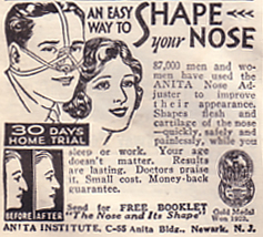 Shape Your Nose