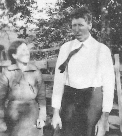 Clara and John Belonger