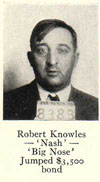 Big Nose Robert Knowles