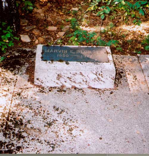 Marvin's Grave