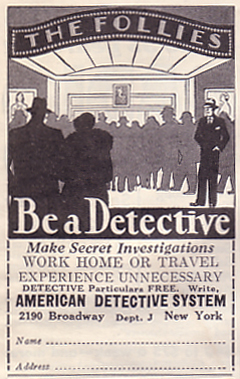 American Detective System